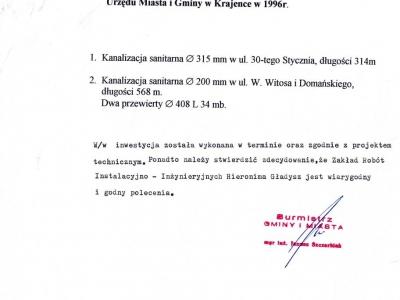 Referencje - 1997 (11)