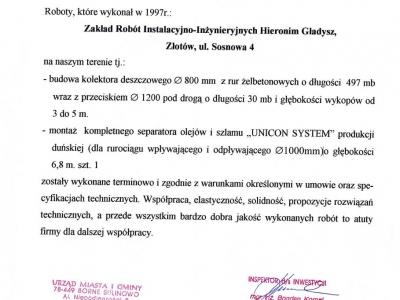 Referencje - 1997 (3)