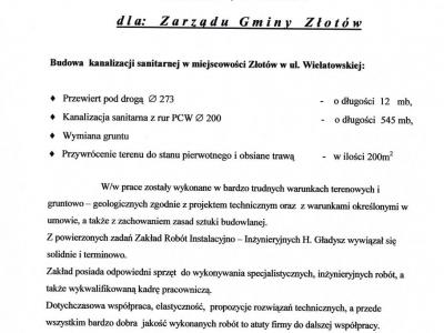 Referencje - 1999 (1)