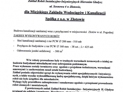 Referencje - 1999 (19)