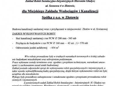 Referencje - 1999 (7)