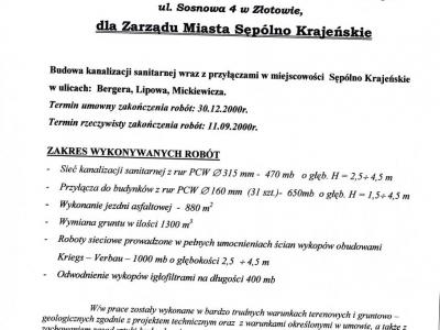 Referencje - 2000 (18)