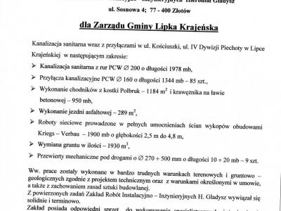 Referencje - 2001 (10)