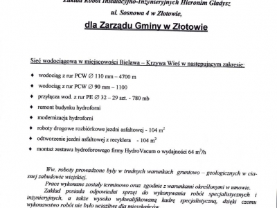 Referencje - 2001 (12)