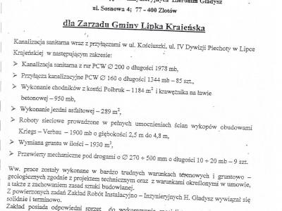 Referencje - 2001 (16)