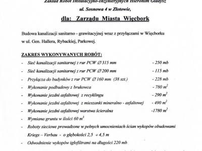 Referencje - 2001 (18)