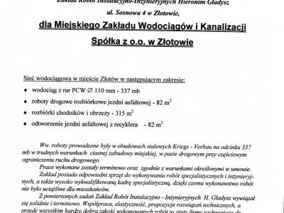 Referencje - 2001 (8)