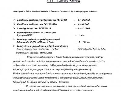 Referencje - 2003 (11)