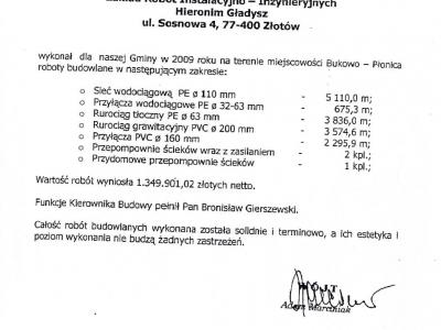 Referencje - 2009 (3)