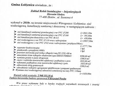 Referencje - 2010 (3)