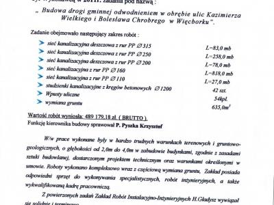 Referencje - 2011 (1)