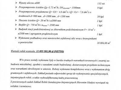 Referencje - 2011 (8)