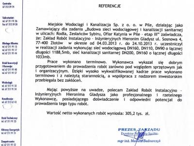 Referencje - 2013 (12)
