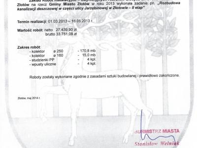 Referencje - 2013 (2)
