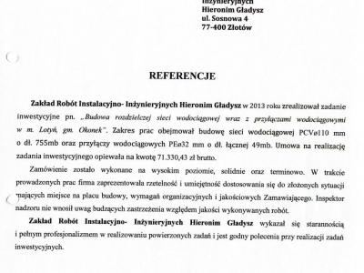 Referencje - 2013 (6)