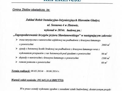 Referencje - 2014 (13)