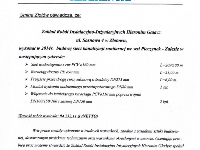 Referencje - 2014 (5)