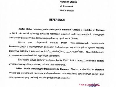 Referencje - 2014 (8)